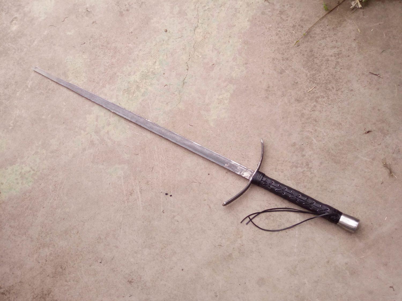 Manche d'épée